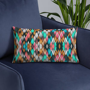 Abstract 2 Premium Pillow