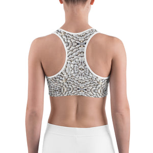 Sea Shells Sports bra