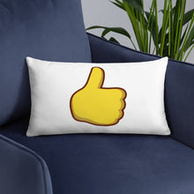 Load image into Gallery viewer, Thumbs Up Basic Pillow