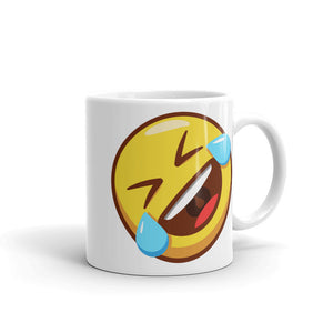Rolling On The Floor Laughing Mug