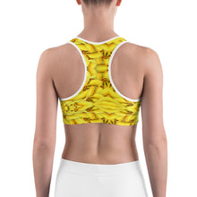 Load image into Gallery viewer, Banana Sports bra