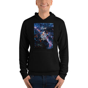 Living The Night Life Unisex hoodie