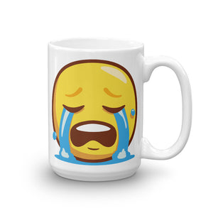 Crying Face Mug