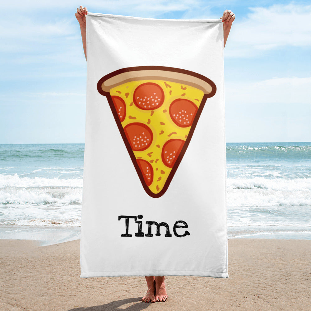Pizza Time Towel