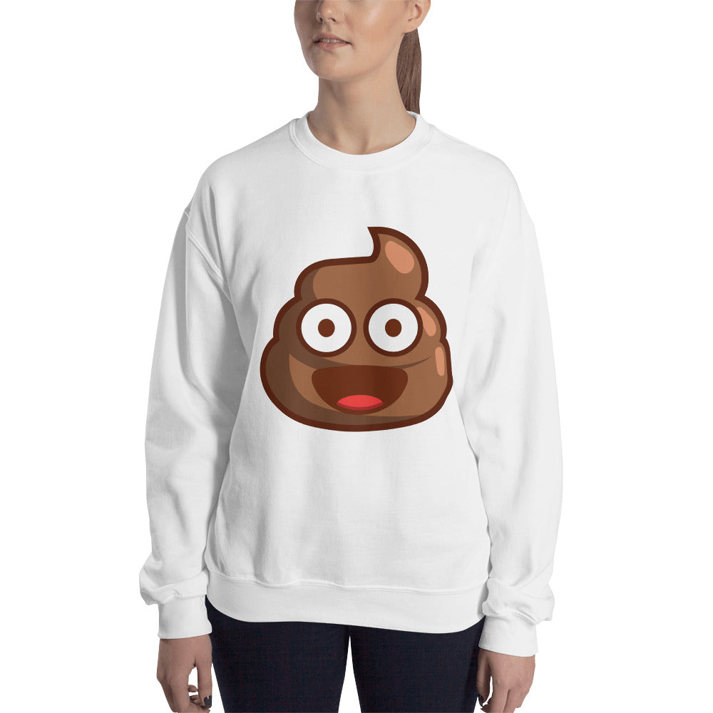 Pile Of Poo Unisex Sweatshirt