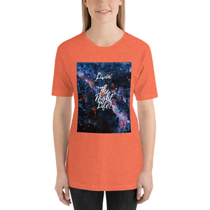 Living The Night Life Short-Sleeve Unisex T-Shirt