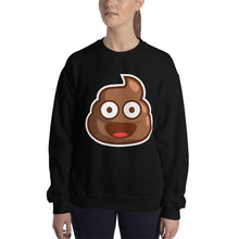 Load image into Gallery viewer, Pile Of Poo Unisex Sweatshirt