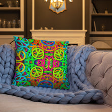 Load image into Gallery viewer, Peace Premium Pillow