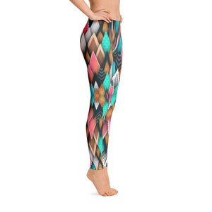 Abstract 2 Leggings