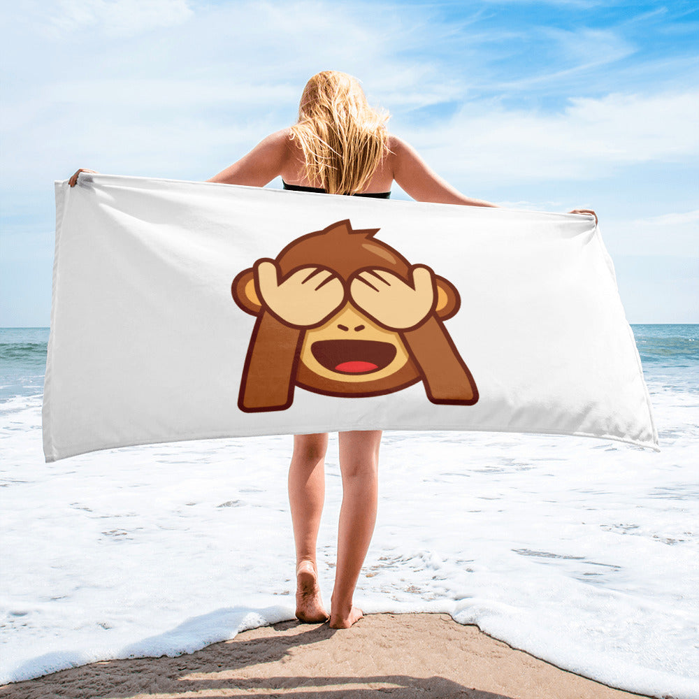 See No Evil Towel