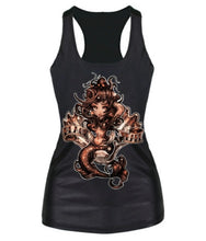 Load image into Gallery viewer, Wonder Woman /  Multi Print Tank Tops Punk