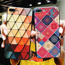 Load image into Gallery viewer, Geometric Iphone  Case