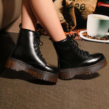 Load image into Gallery viewer, Women Winter Short Boots Shoes European Style Ankle Boots
