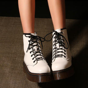 Women Winter Short Boots Shoes European Style Ankle Boots