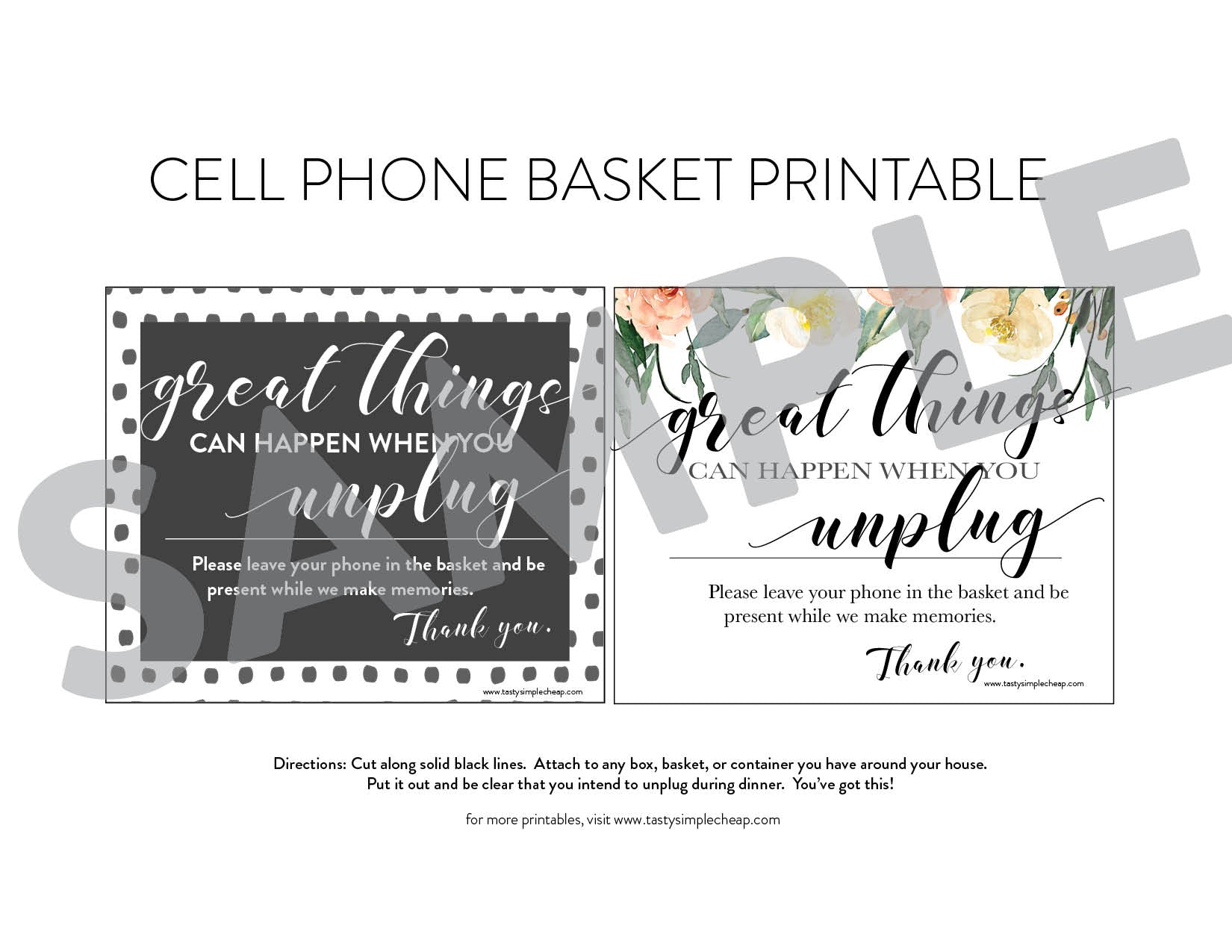 photo relating to No Cellphone Sign Printable referred to as Cellular Cellular phone Basket Printable