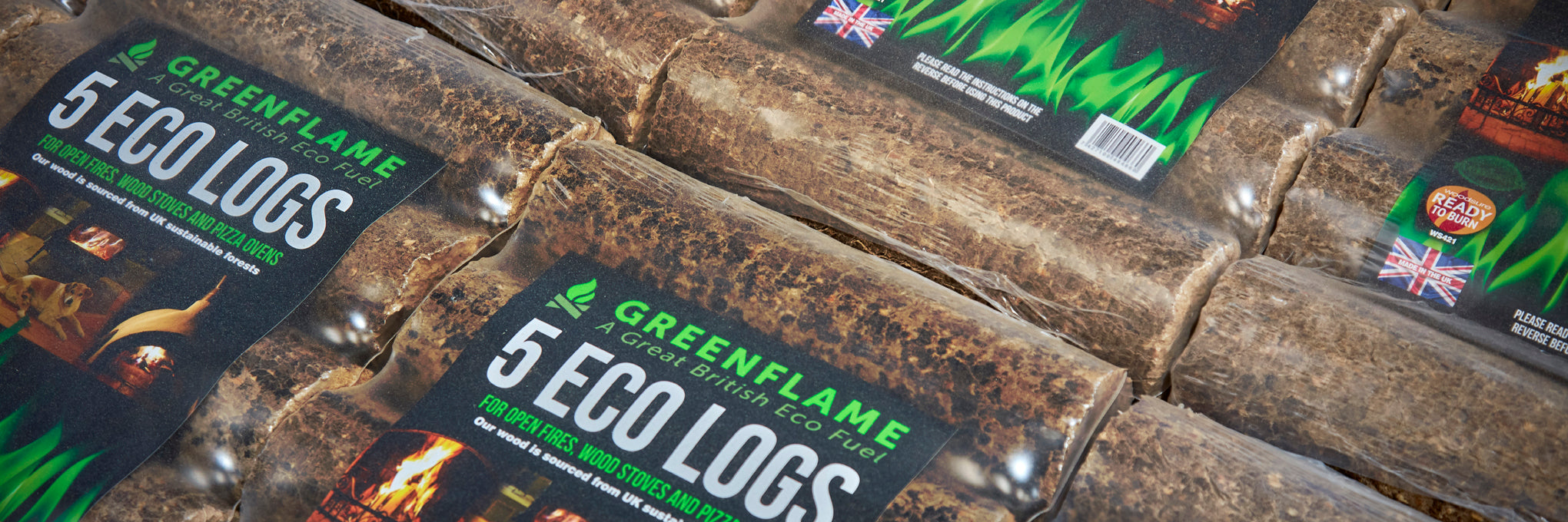 Photo of GreenFlame Logs