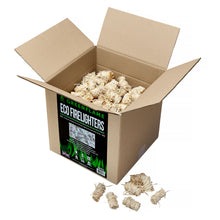 Load image into Gallery viewer, Wholesale GreenFlame Natural Eco Firelighters