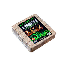 Load image into Gallery viewer, Domestic GreenFlame Eco Briquettes