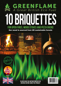 GreenFlame Eco Briquettes
