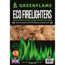 Load image into Gallery viewer, GreenFlame Natural Eco Firelighters
