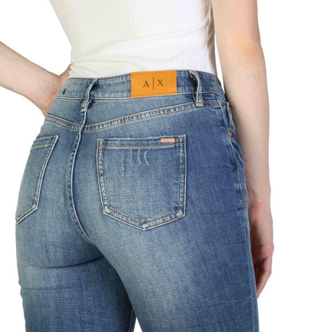 Armani Exchange - Women Blue Jeans