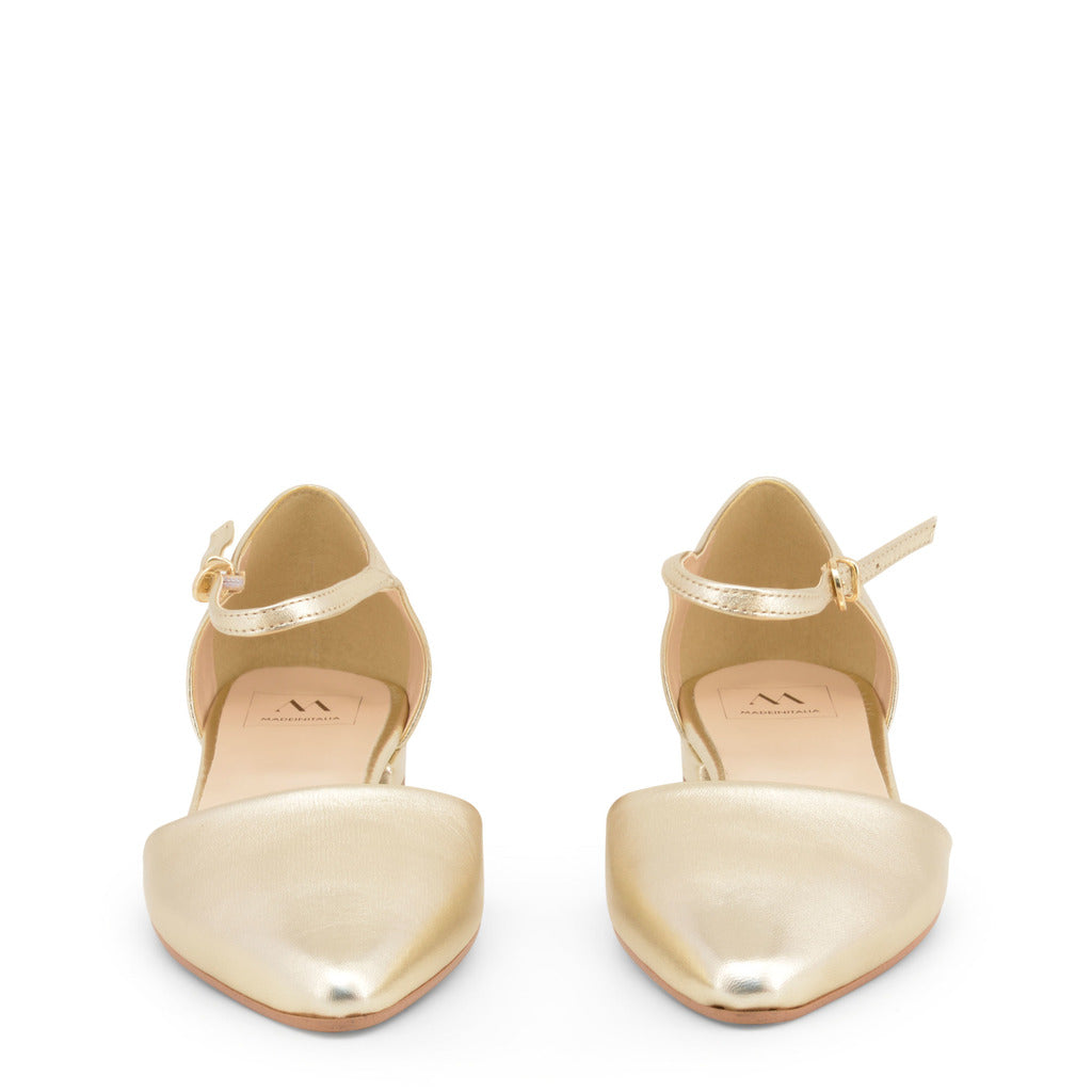 Made in Italia Baciami-Nappa Ballet Flat Shoes