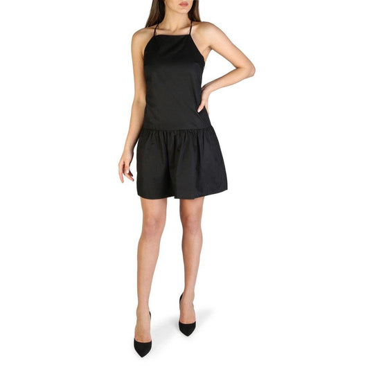 Armani Exchange Side Zip Dress
