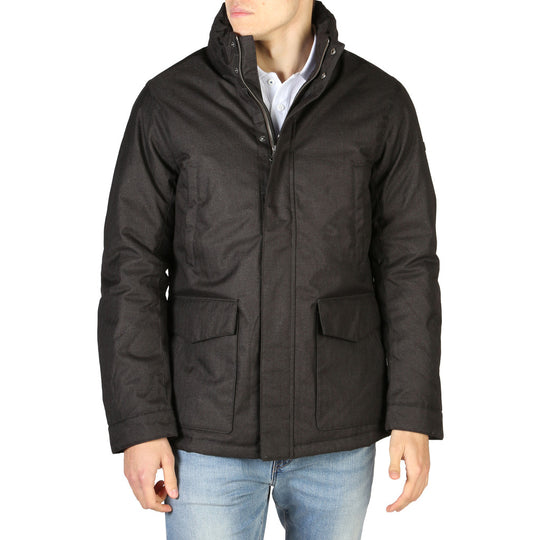Hackett - Quilted Bomber Jacket