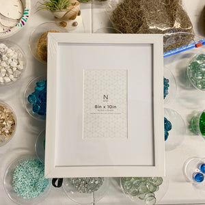 January 18th - D.I.Y. Sea Glass Art Event! (6-8PM)