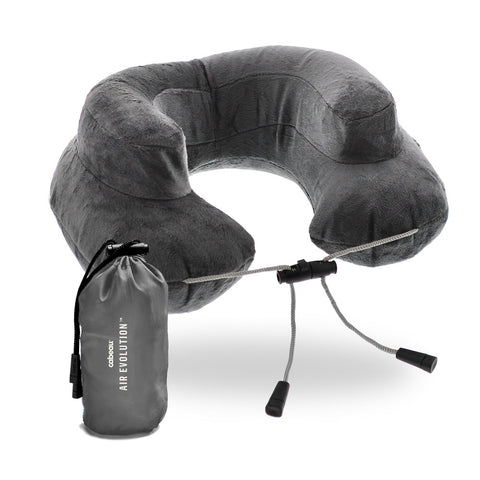 Air Evolution® Inflatable Travel Pillow