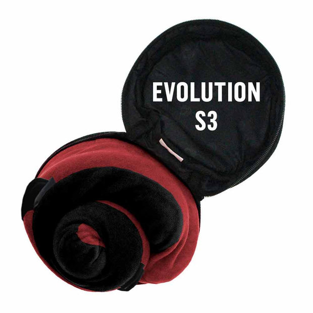 Evolution Neck Pillow Case