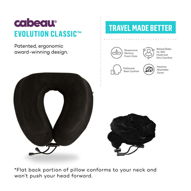 Evolution Classic® Travel Pillow
