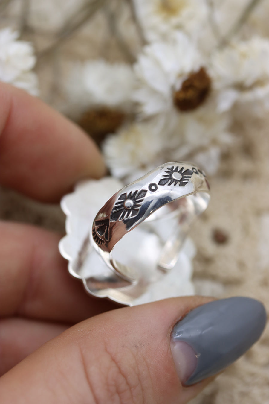 Tidal Wave Ring (size 9)