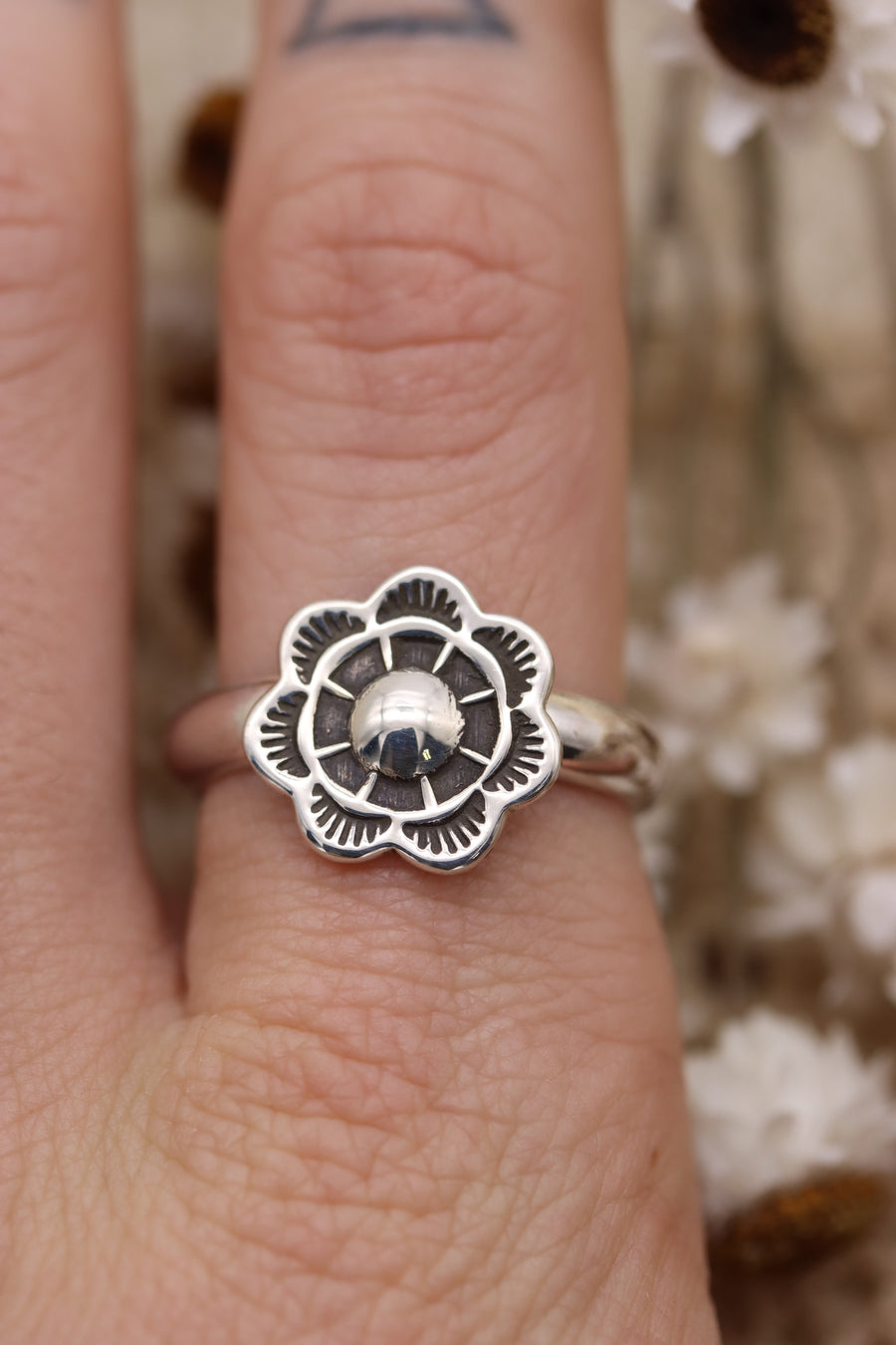 The Wildflower Ring (size 10)