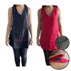 Apron Reversible black/Red