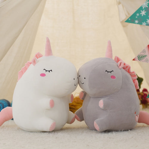Plush Unicorn Toy - Nested Nurseries