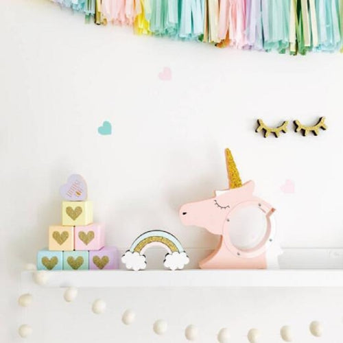 Unicorn Money Box - Assorted Colours - Nested Nurseries