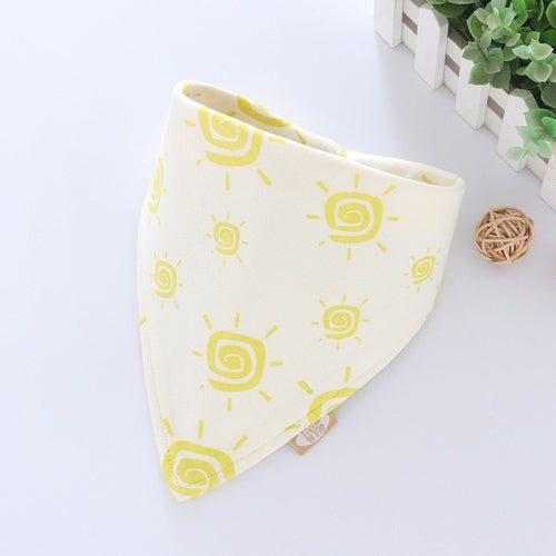 Sun Baby Bib - Nested Nurseries