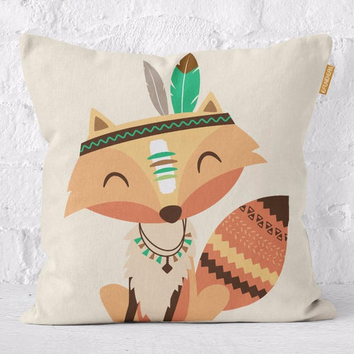 Tribal Animal Cushion Covers Collection - Nested Nurseries