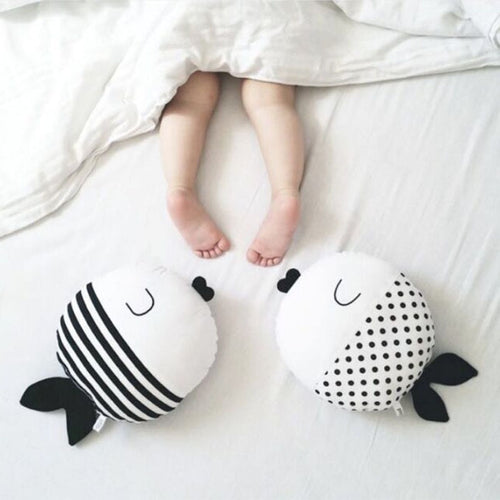 Kissing Fish Cushion Collection - Nested Nurseries