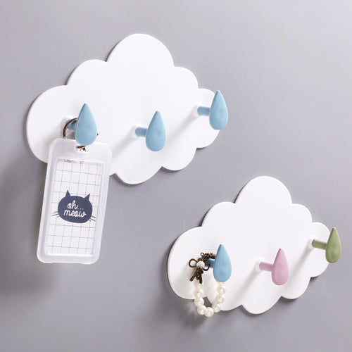 Cloud Wall Hooks - Nested Nurseries