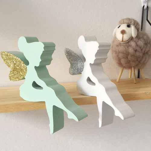 Cute Fairy Figurine - Assorted Colours - Nested Nurseries