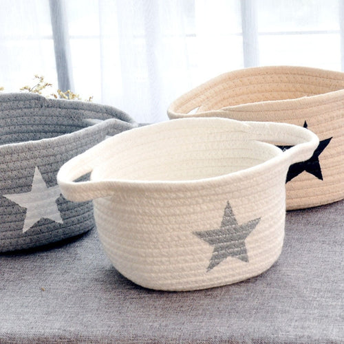 Cotton Baskets - Nested Nurseries