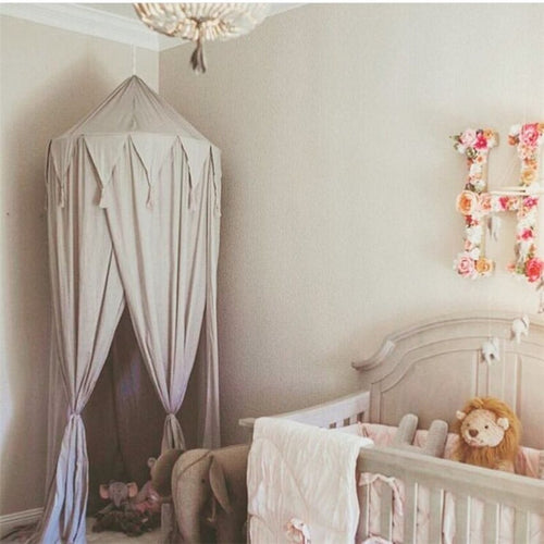 Dreamy Baby Canopy - Assorted Colours - Nested Nurseries