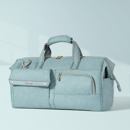 Brighton Travel Bag - Assorted Colours - Nested Nurseries