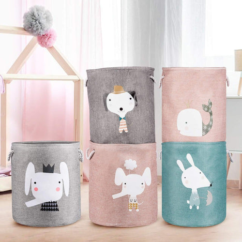 Drawstring Hamper Collection - Nested Nurseries