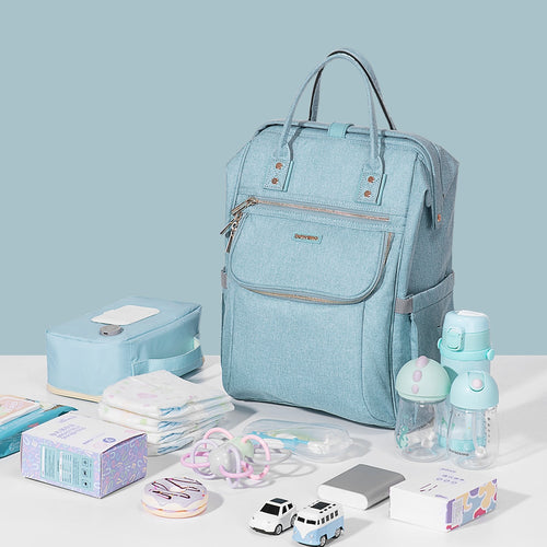 Beverley Maternity Bag - Assorted Colours - Nested Nurseries