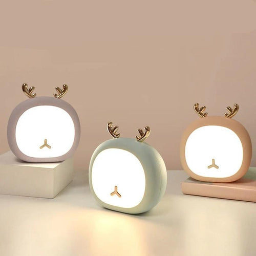 Minimal Night Lights - Assorted Colours - Nested Nurseries