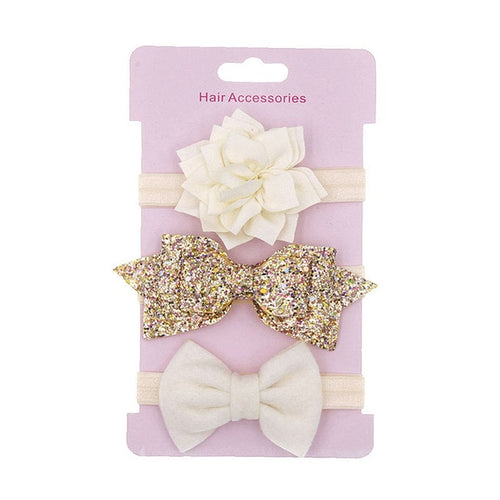 Sparkle Headbands - Assorted Styles - Nested Nurseries
