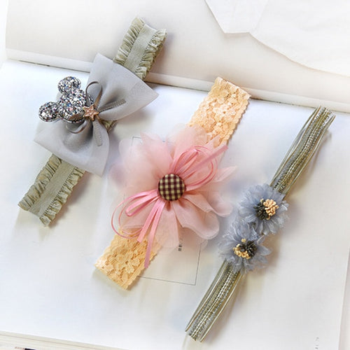 Little Princess Headband - Assorted Styles - Nested Nurseries